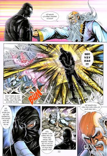 Tân Tác Long Hổ Môn Chap 230 page 31 - Truyentranhaz.net