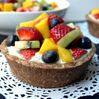 Raw Fruit Tart