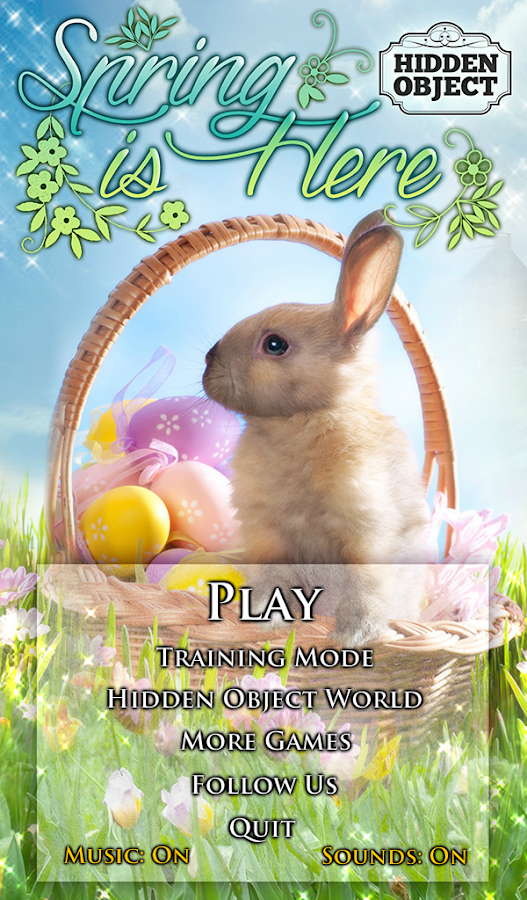 Hidden Object - Spring is Here- screenshot