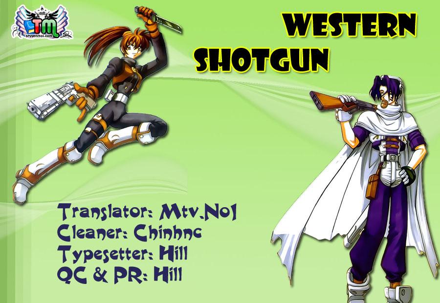 Western Shotgun - Tay súng miền tây Chap 56 - Truyen.Chap.VN