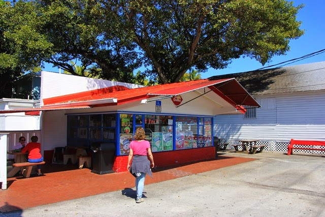 Key West Dairy Queen