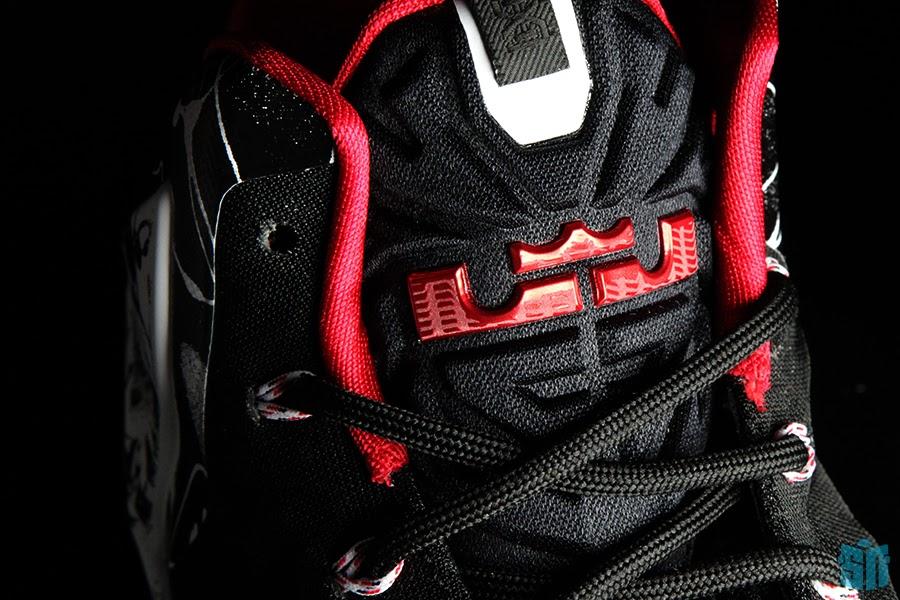 A Truly Beauty Look at Nike LeBron XI 11 8220Graffiti8221 ... cd87aa5ef
