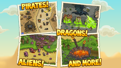 Kingdom Rush Frontiers Screenshot 5