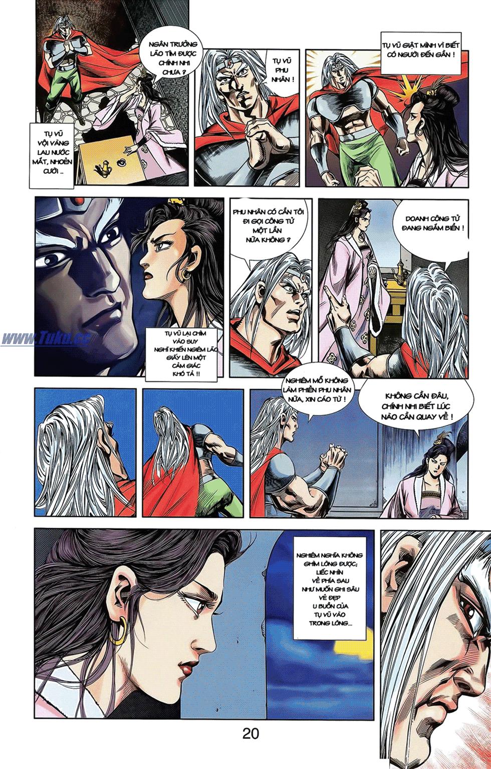 Tần Vương Doanh Chính chapter 6 trang 8