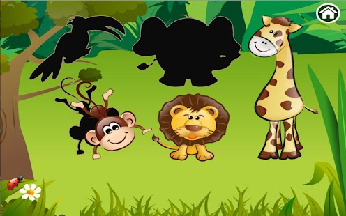 Animal Zoo Puzzle - screenshot thumbnail