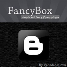 Fancybox Blogger