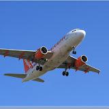 Landeanflug EasyJet