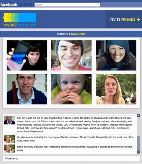 video chat meet friends