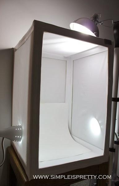 DIY Light Box. Light Tent
