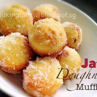 Easy Jam Doughnut Muffin
