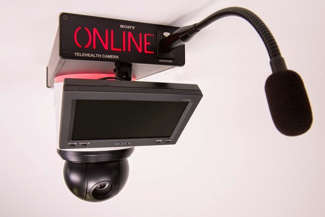 Pic_Telehealth Camera System