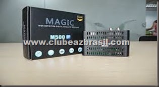 ATUALIZAÇÃO TOCOMFREE MAGIC M500 V2.0.2