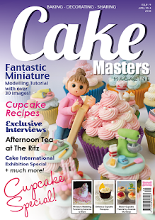 Cake Masters Magazine- screenshot thumbnail