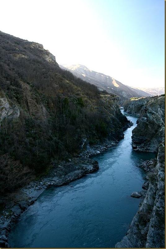 Pillars of the Kings - Kawarau Gorge