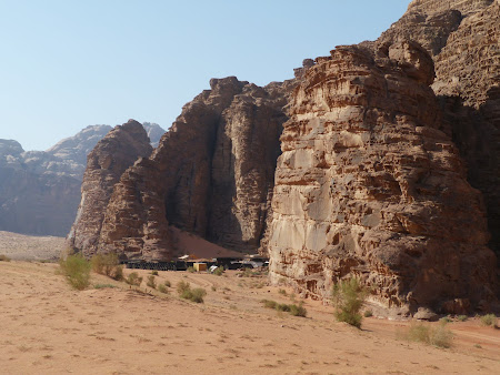 Obiective turistice Iordania: Wadi Rum