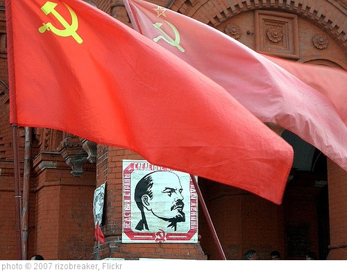 'Lenin, Soviet Union' photo (c) 2007, rizobreaker - license: http://creativecommons.org/licenses/by/2.0/