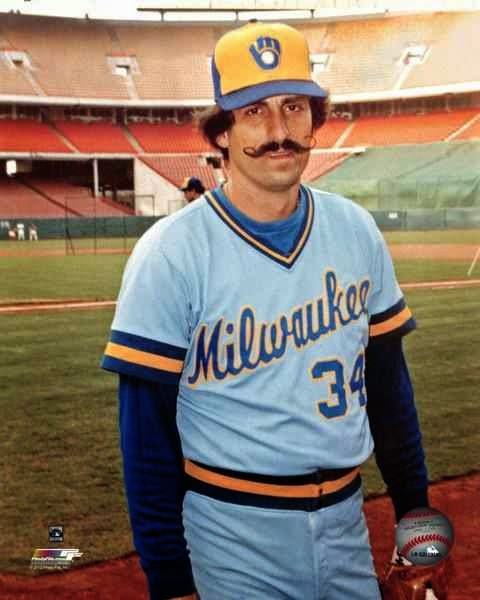 newest collection 78936 cb3ad The Ultimate Baseball Look: Milwaukee Brewers 1978-84