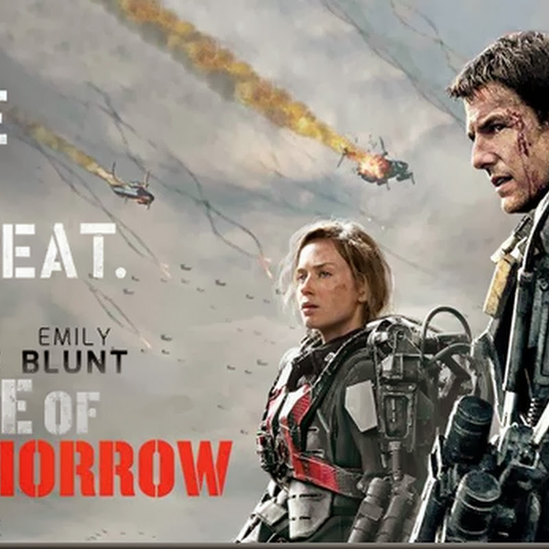"Tom Cruise's ""Edge of Tomorrow"" Reveals Teaser Trailer"