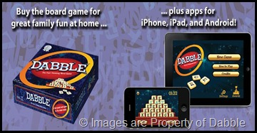 Dabble Game and Apps