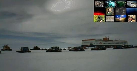Antártida Misterio