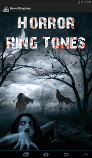 Latest Horror Ringtones