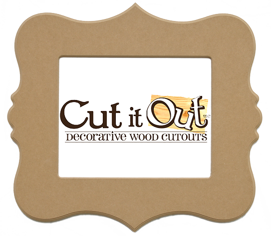 cut it out balboa frame 16x20