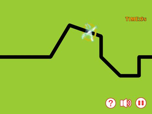 電環逃脫:Follow The Line 休閒 App-癮科技App