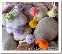 Kleines Fadenallerlei Gehäkelte Mini Amigurumi Muffins