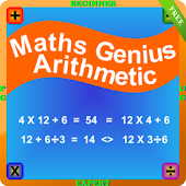MathsGenius Arithmetic - MGAK