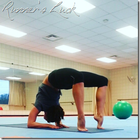 Yoga Forearm Backbend