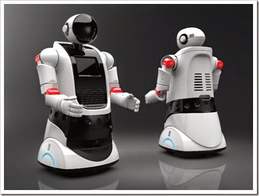 家用機器人被視為解決老齡化與少子化的解藥