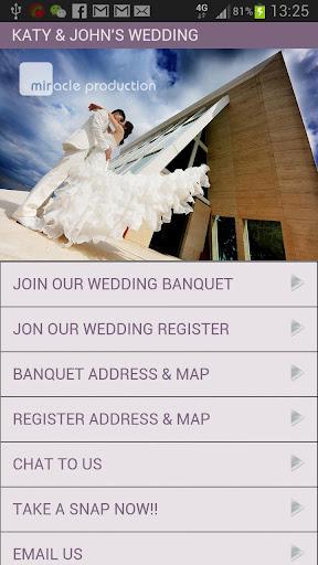 Subina Ricky's Wedding Demo