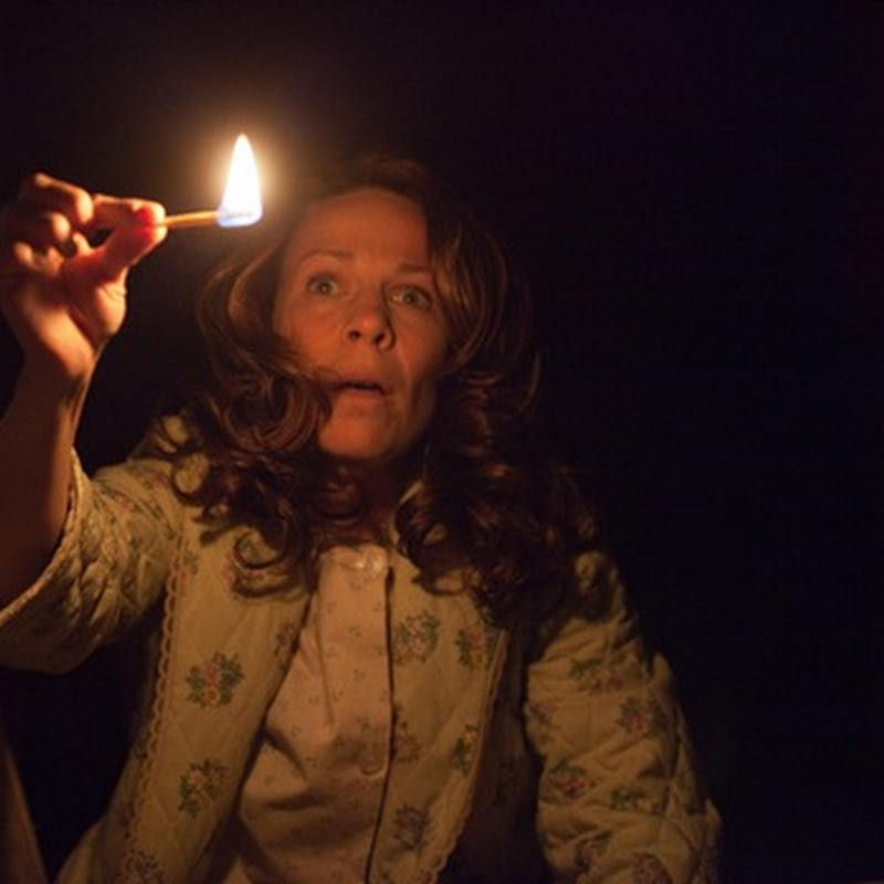 """The Conjuring"" Sets Sneak Previews Aug 12 & 13"