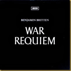 Britten War Requiem Decca