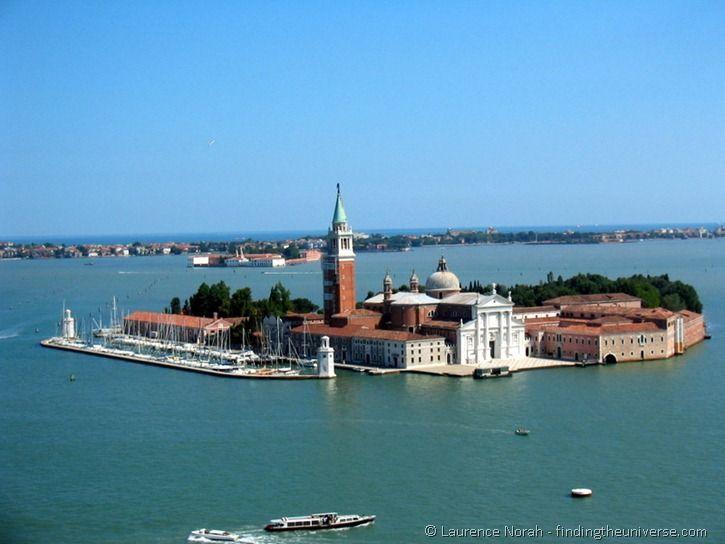 Island off Venice