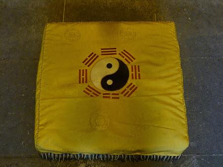 Taoism China: Ying si yang, simbol taoist