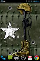 Screenshot of Soldier Memorial Wallpaper