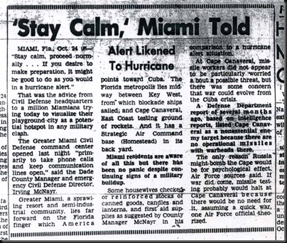 Miami-Stay Calm