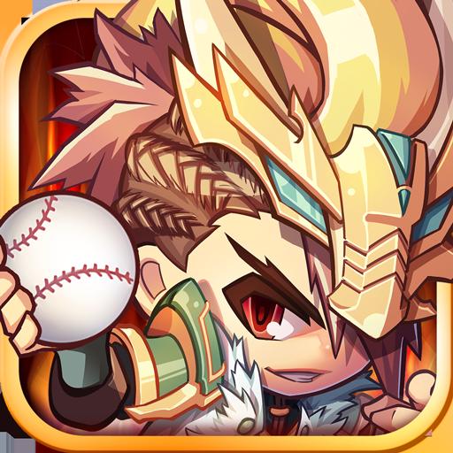 激鬥棒球魂Mobile LOGO-APP點子