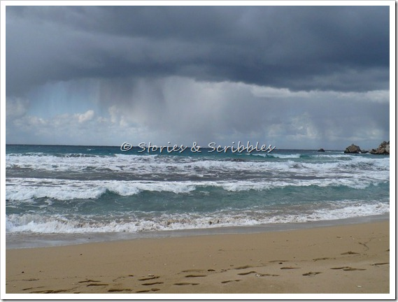 Golden Bay - Stormy Seas 013