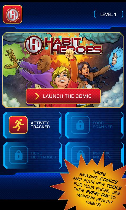 Habit Heroes - screenshot
