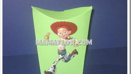 Caja Sorpresa Personalizable de Toy Story