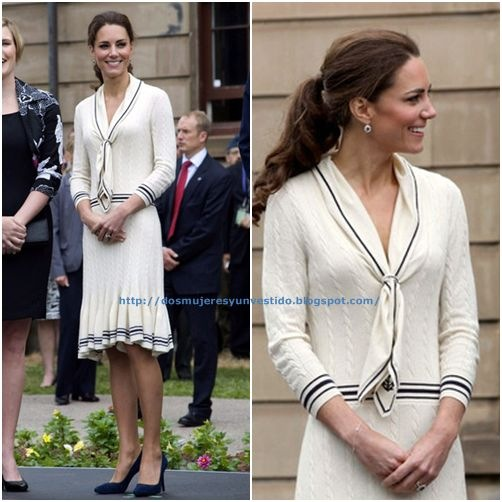 Kate Middleton at Province House