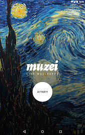 Muzei Live Wallpaper Screenshot 18