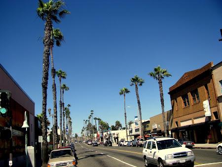 Imagini Oceanside California Ulita principala