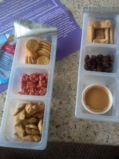 Lunchables Jr. kit #lovecrowdtap