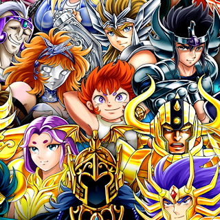 Juego Gratuito de Saint Seiya para Android, iPhone, iPad