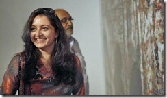 manju warrier smiling photo