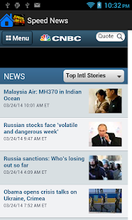 Fast News- screenshot thumbnail