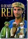 O Quarto Rei - capa do DVD
